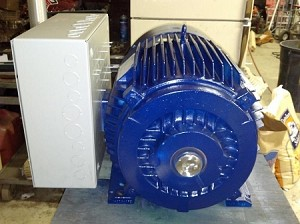 Refurbished Motor 5hp Cnc Balanced 3 Phase Rotary Converter